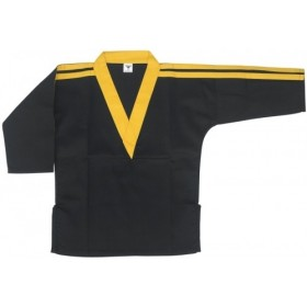 Team Uniform Coat V-Neck Yellow # 1460