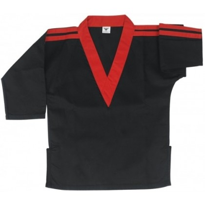 Team Uniform Coat V-Neck Red # 1420