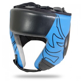 Head Guard Leather