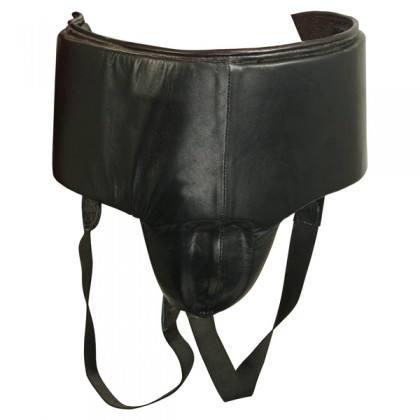 Abdominal Guard Leather