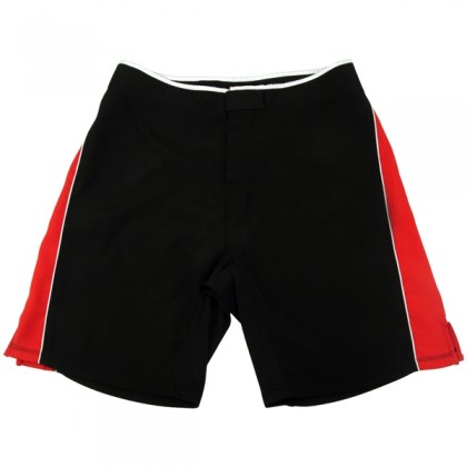 MMA Shorts Black/Red