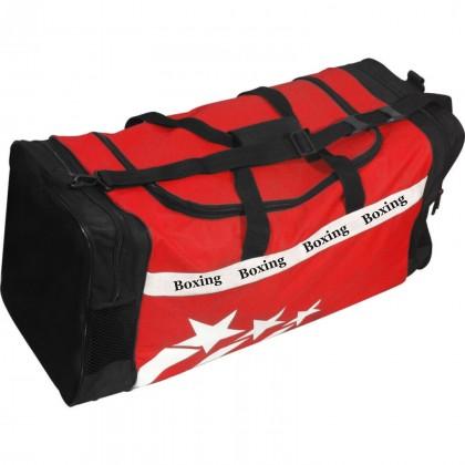 3Star Bag Red & Black #3436
