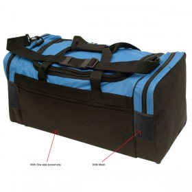 Sports Bag Blue/Black # 3447