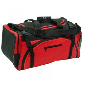Tech Bag Red/Black #3415