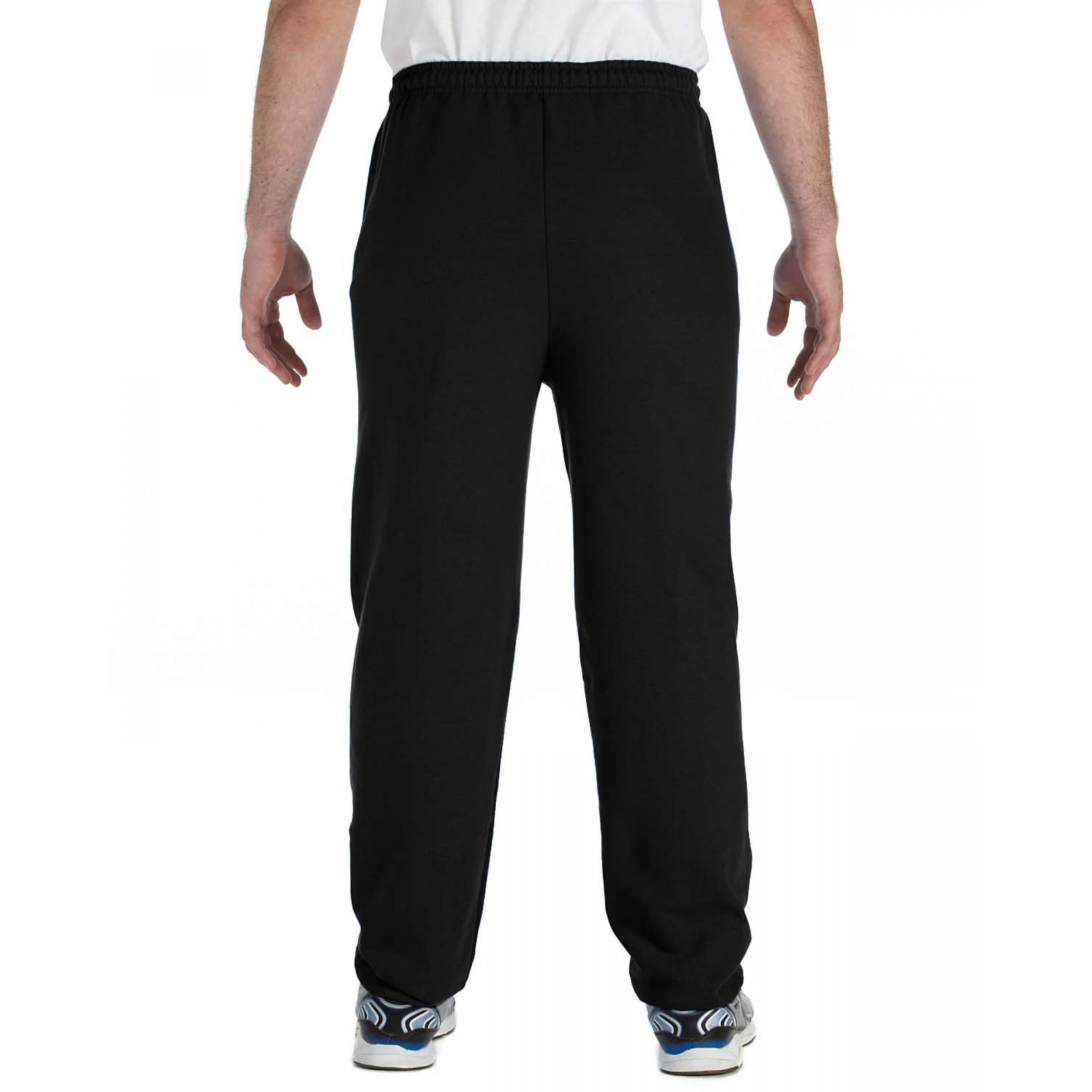 Flees Pants G182  BLACK