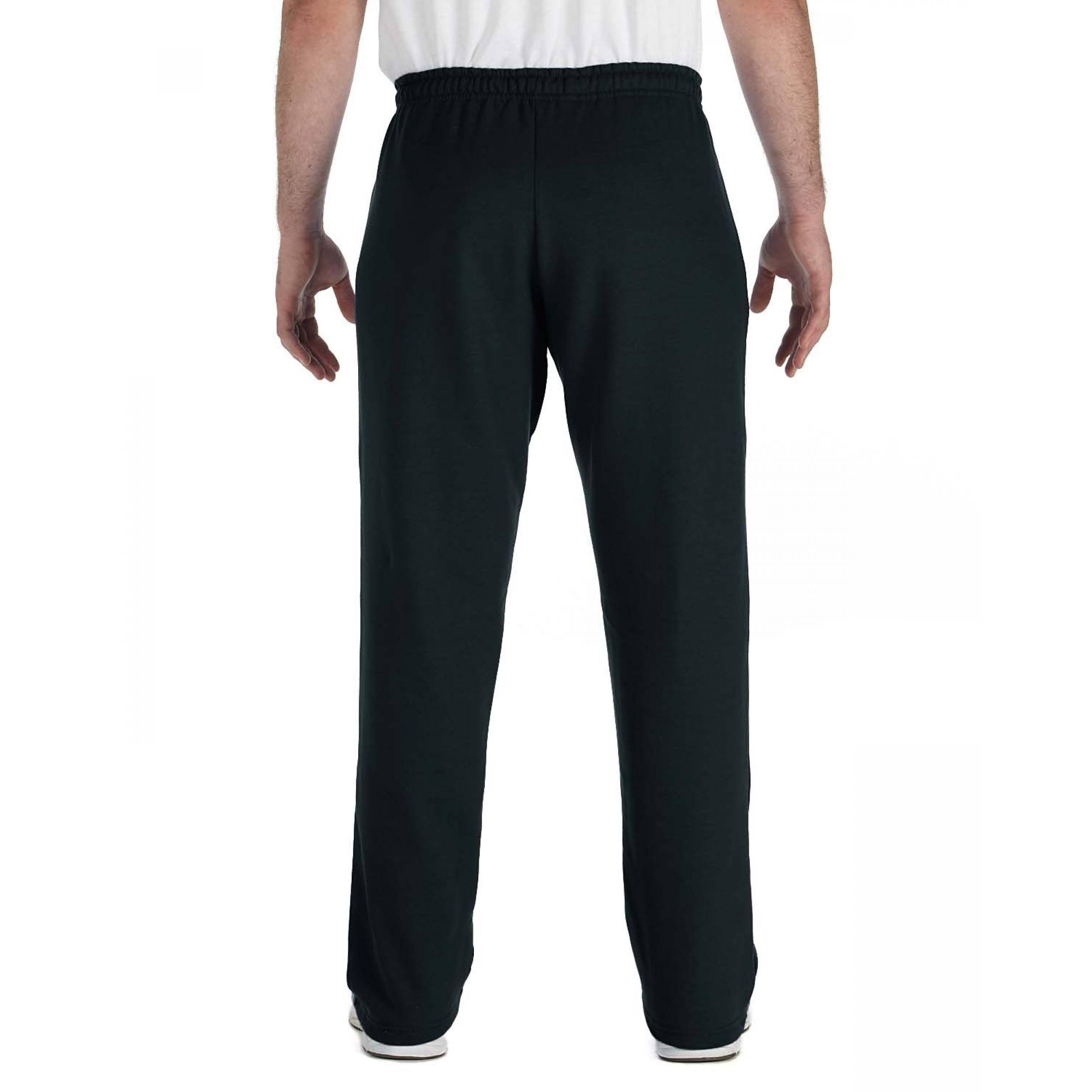 Flees Pants G184  BLACK
