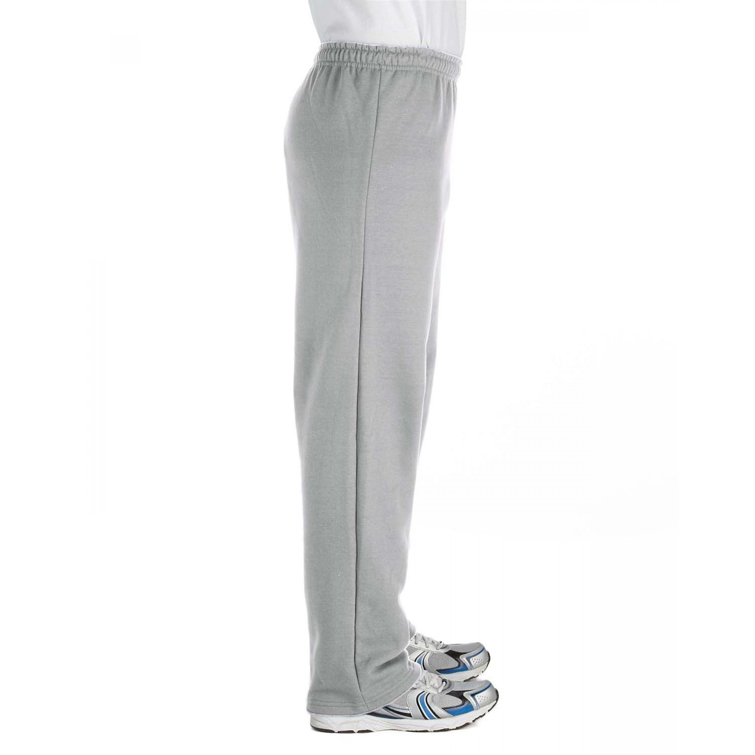 Flees Pants G184  SPORT GREY