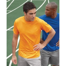 #790 Augusta Sportswear 100% Polyester Moisture Wicking Short-Sleeve T-Shirt