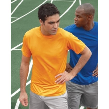 #790 Augusta Sportswear 100% Polyester Moisture Wicking Short-Sleeve T-Shirt