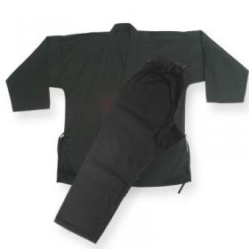 Heavy Weight Uniform (Canvas) Black #1520