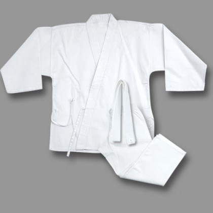 Middle Weight Uniform White 9.5-Oz #1200