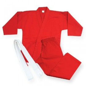 Light Weight Uniform Red 8 -Oz #1240