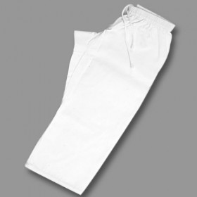 Karate Pant White 8 -Oz 1180