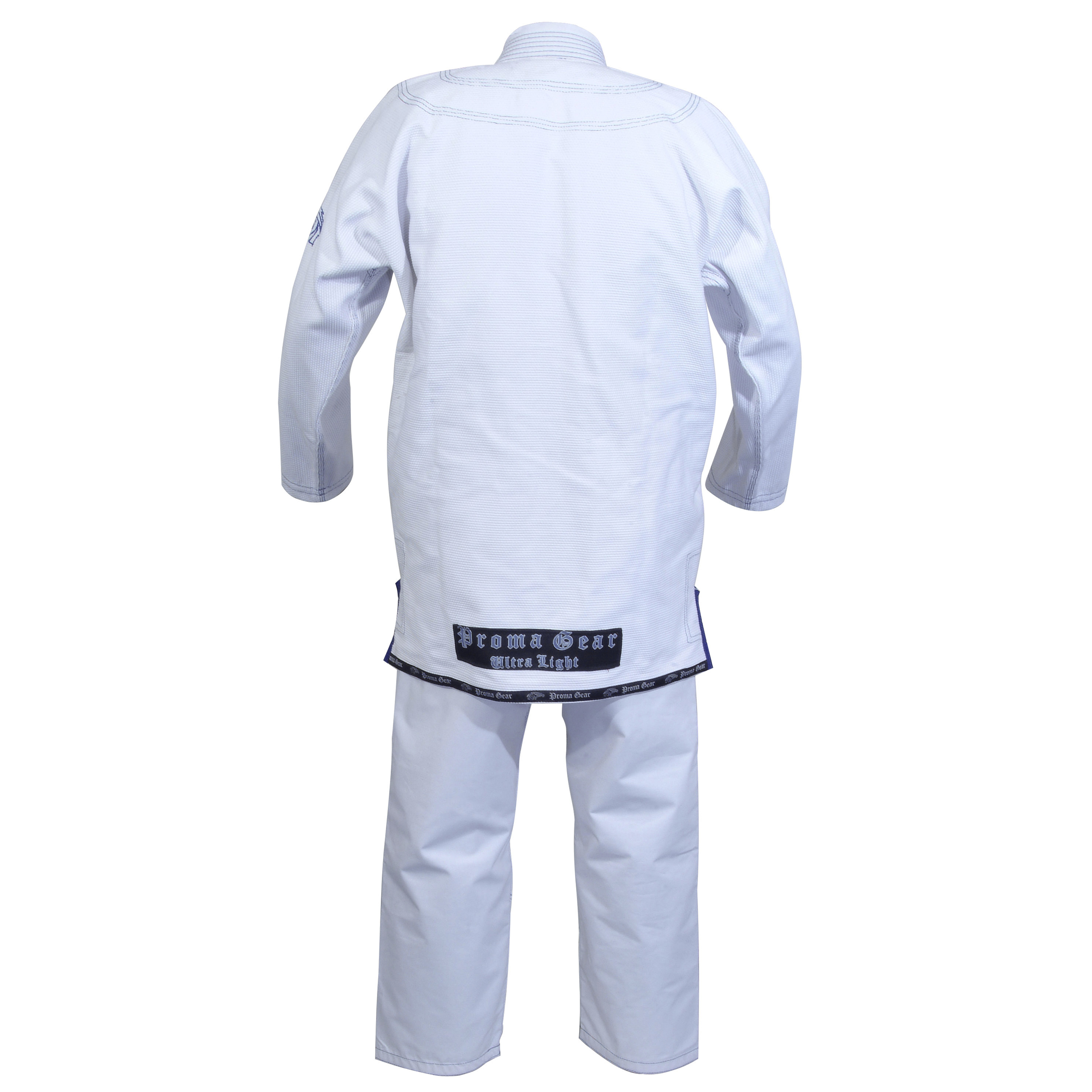 Ultra Light Gi White(Pearl Weave)